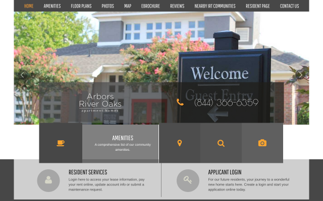 Get $100.0 if you signup using my referral at Arbors River Oaks Apartment Homes  Memphis, Tennessee