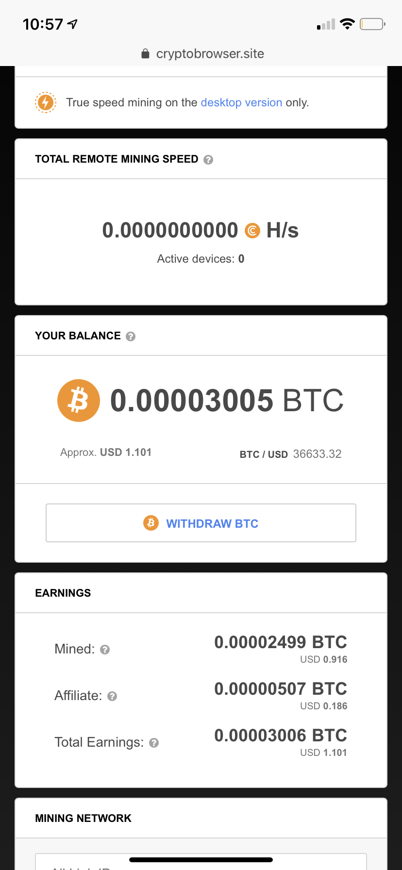 Get money when you sign up and My free cryptocurrency with a google  extension on your phone