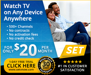 Get Free TV Service or Up Wards or $2,000+ per Month for Referrals
