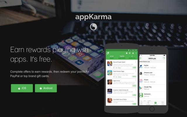 Earn 300 Bonus Points on AppKarma when you use Referral Code