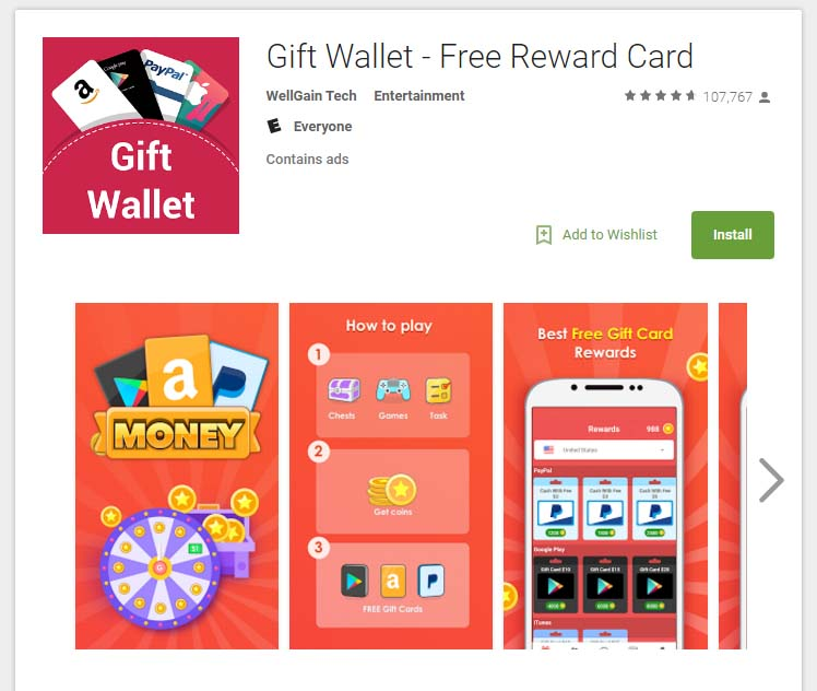Free reward card. 20 coins for referral QLD84XM Android only