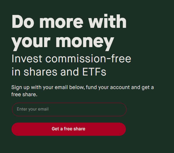 Receive a free share on the stock market by signing up to BUX Zero