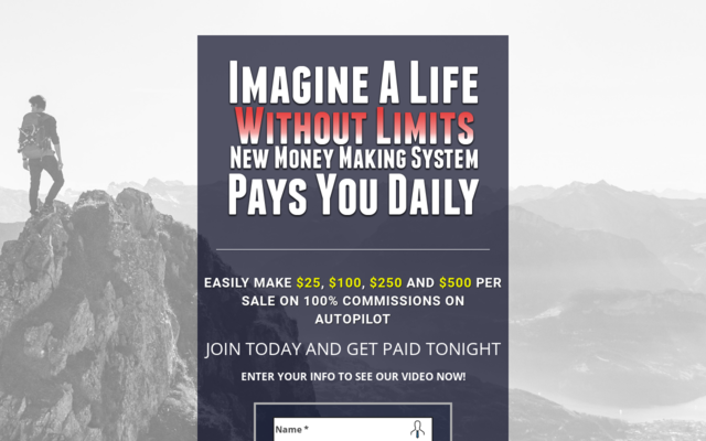 Make $25, $50, or $100 per referral