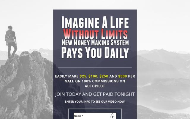 Make $25, $50, or $100 per referral