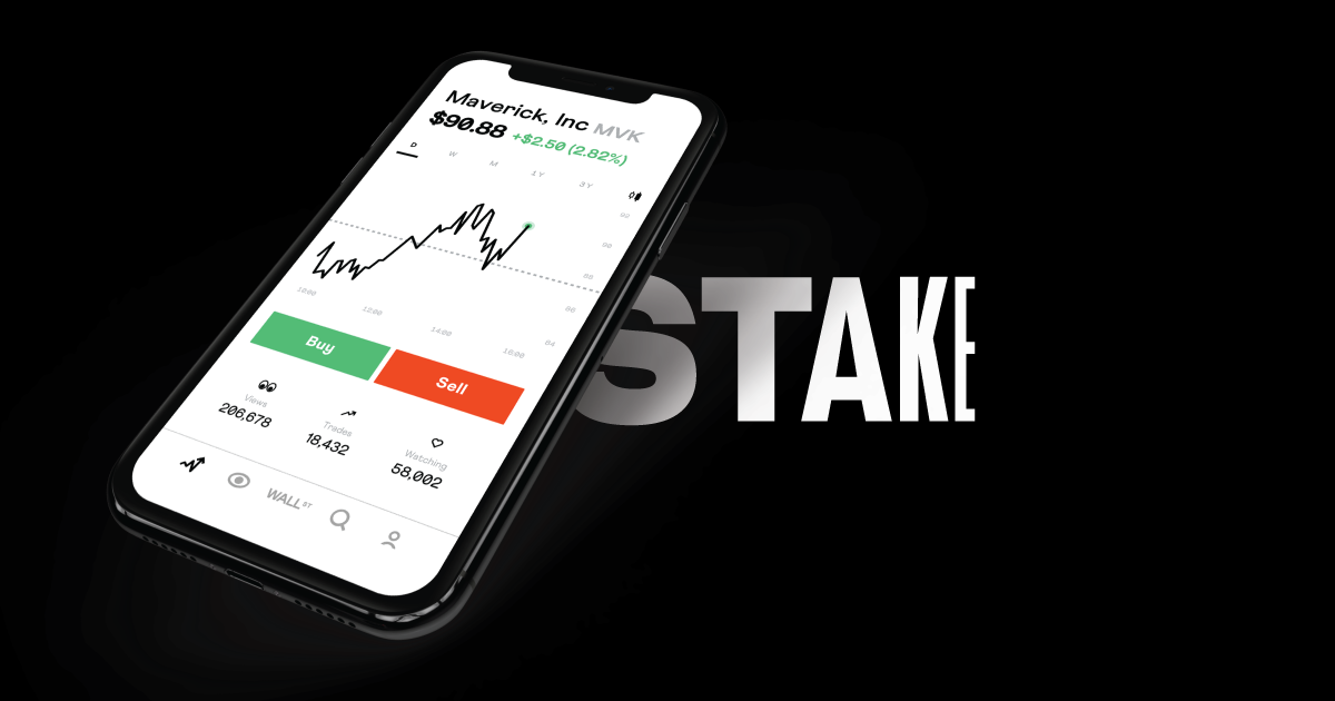 Stake Free Stock giveaway!