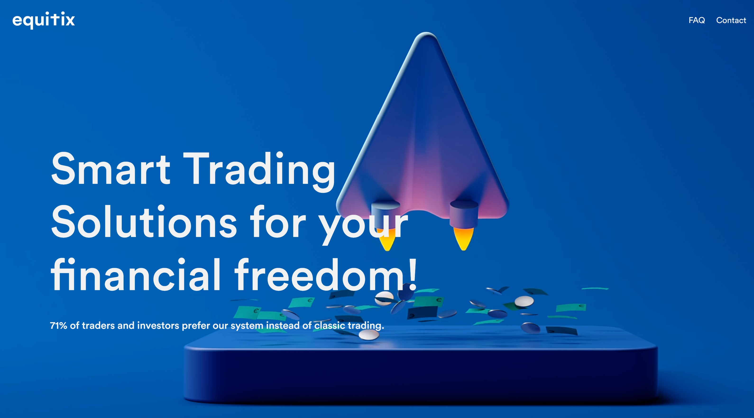 Earn $100 with Equitix referral system