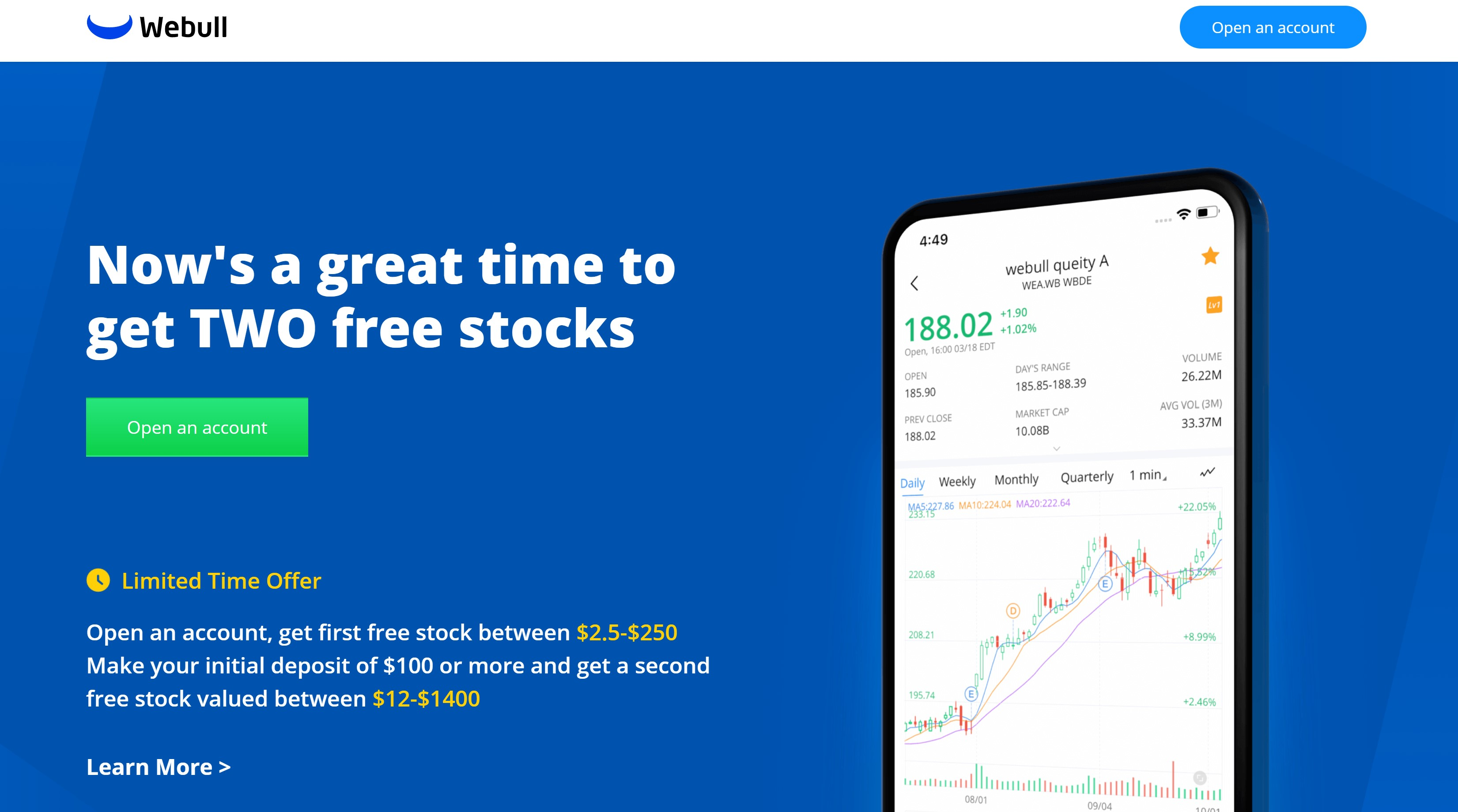 GET FREE STOCK REFERRAL