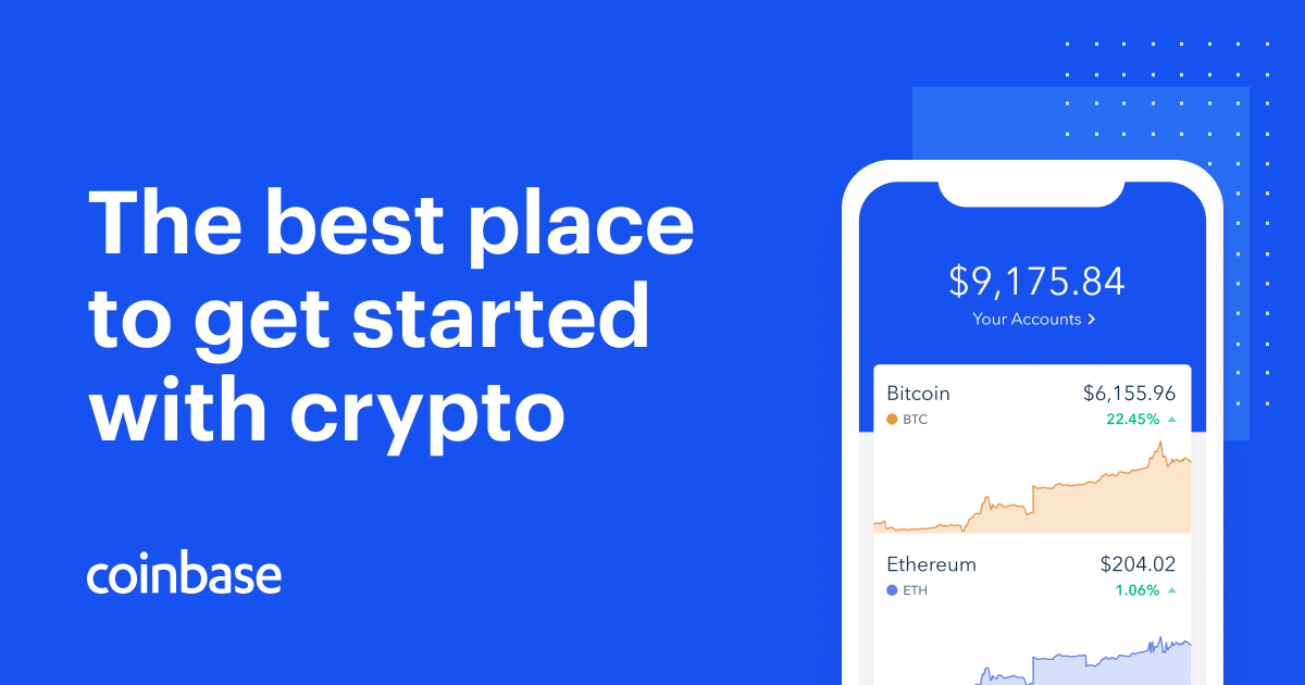 Join Coinbase with this referral link and get $10 bitcoin!