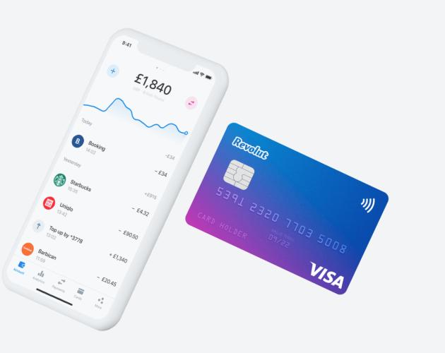 Get free revolut card and 10Euro bonus