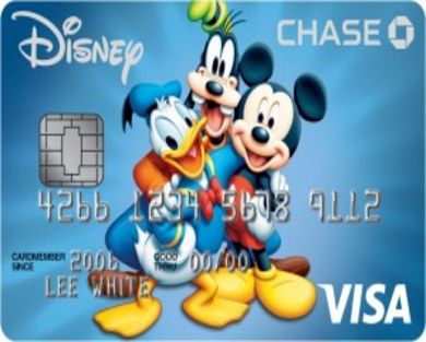 FREE $200 Disney Gift Card with Disney Visa Application