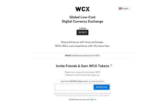 Get 5$ Free on WCX