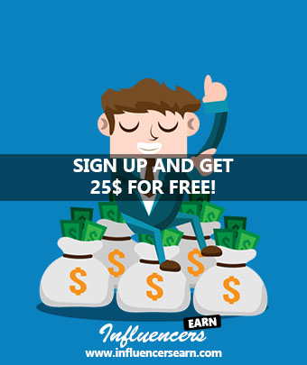 Get $25 if you sign-up. Free money.