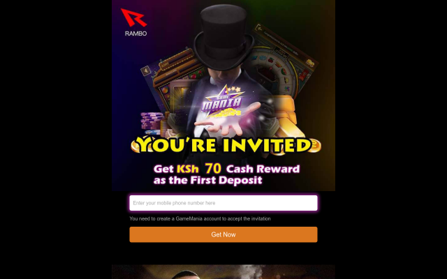 Get Free 300 ksh through my link