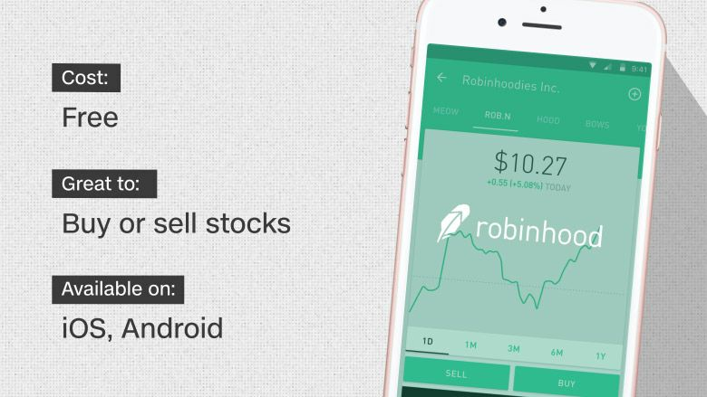 Robinhood - Free Stock