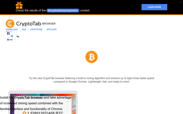 Earning Bitcoin online for free