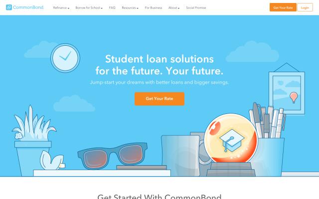 Get $100 bonus when you refinance your student loans through my link