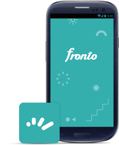 Get 1,250 points when signing up to Fronto Lockscreen App for Androids