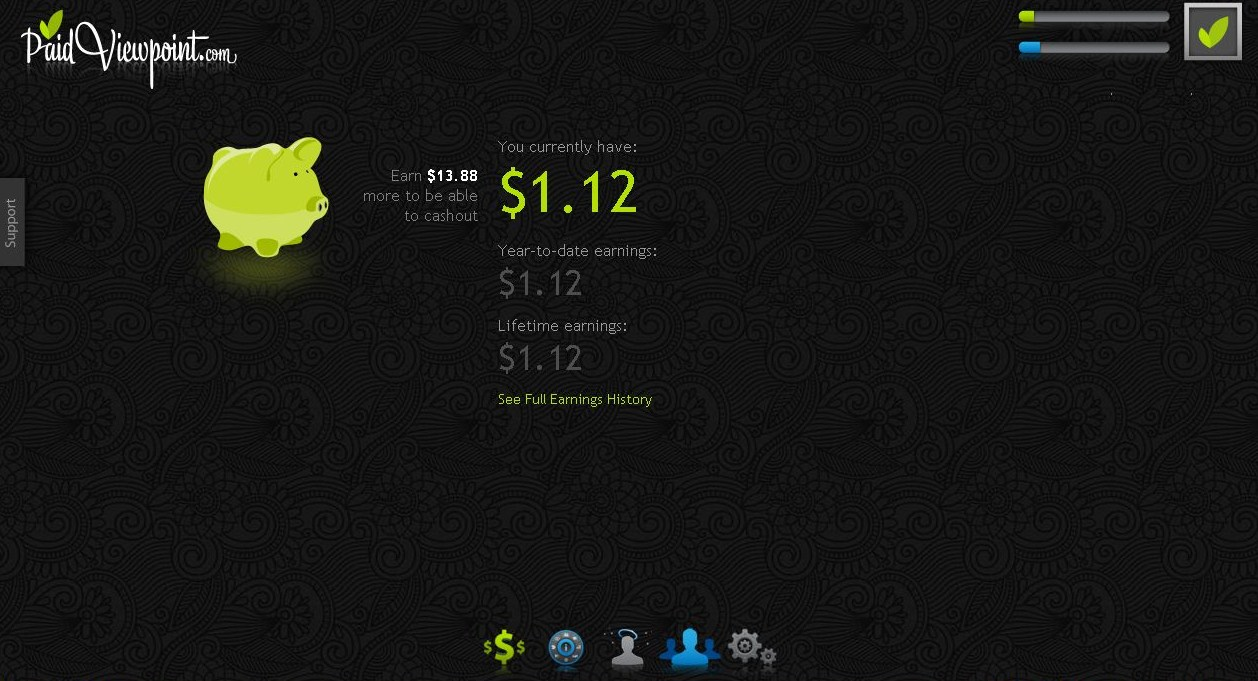 ALL COUNTRIES HUGE SURVYS MONEY GET 25$ WHEN REFER SOMEONE