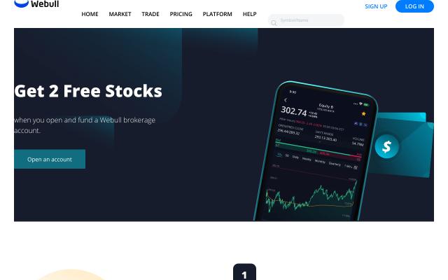 Get 2 Free Stocks through my referral link