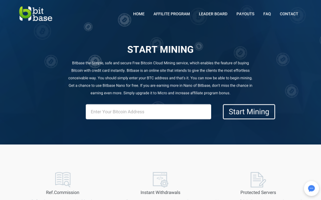 EARN FREE BITCOIN!! FREE CLOUD MINING