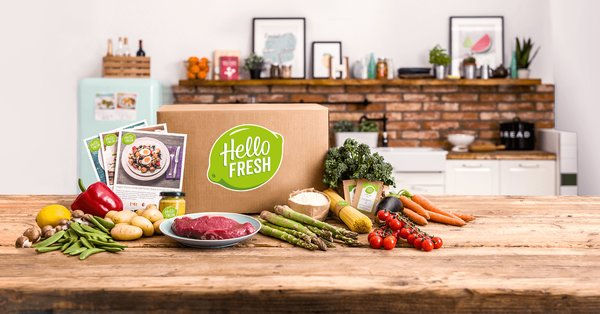 $40 Off First Week of Hello Fresh!  Code:KAITLYNRHE