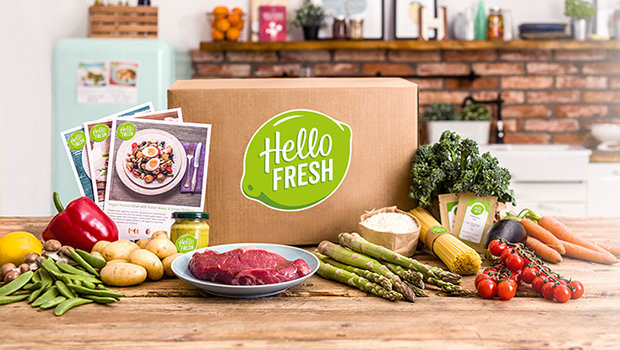 Get $40 off your first HelloFresh!