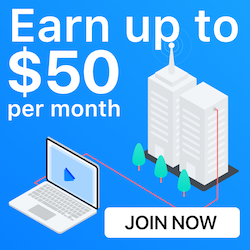 Get Paid up to $50 a month for your Computer
