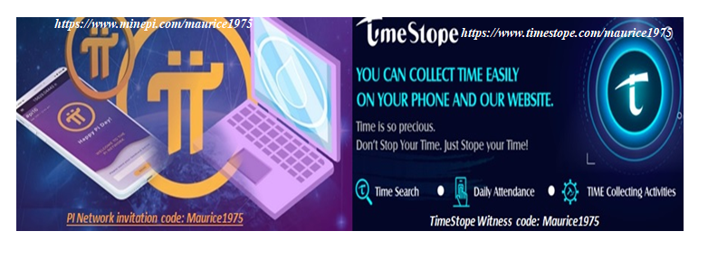 Get  TimeStope cryptocurrency credit if you signup using my referral link