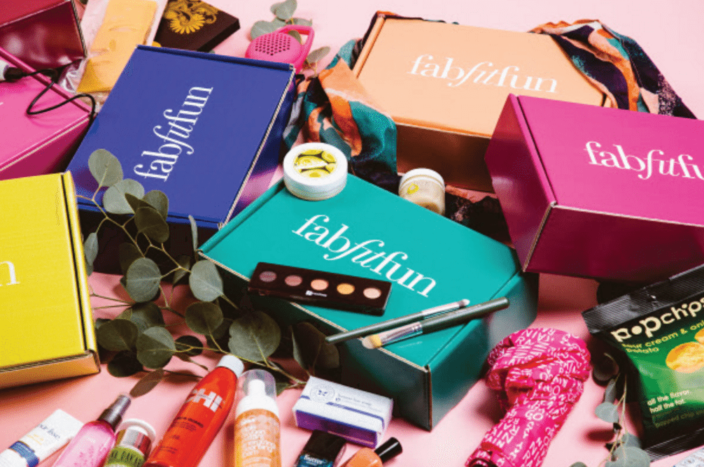 $10 off your first FabFitFun box (always worth over $200+)