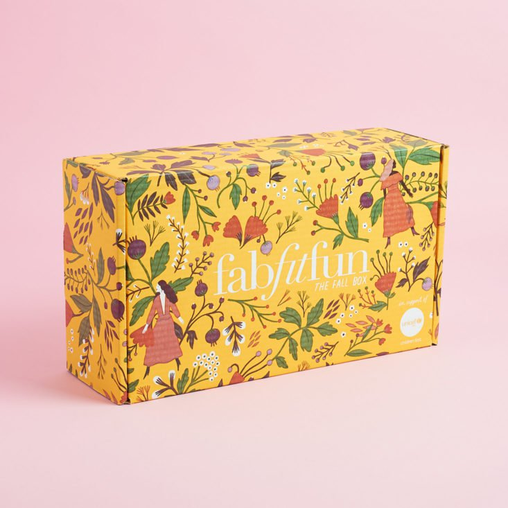Get $10 off your first Fabfitfun Box!