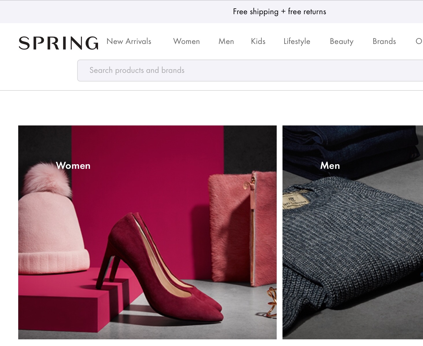 Get  $20 off $75 at shopspring using my referral link