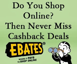 Ebay coupon code for April 2017 redemption via Ebates + $10 sign-up bonus