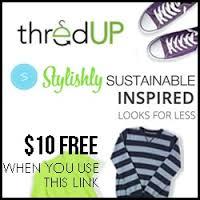 Get Free $10 ThredUp credit